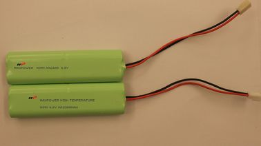 Cina 4.8V AA2100mAh Emergency Lighting Battery Discharge Rendah ICEL1010 Distributor